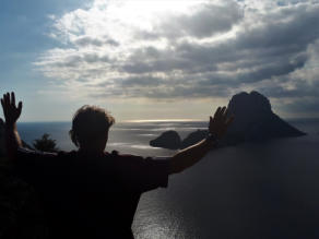 Satsang.eu | Ibiza | Es Vedra magic